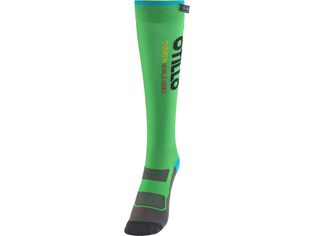 Gococo Compression Superior Ötillö Limited Edition Calcetines, green